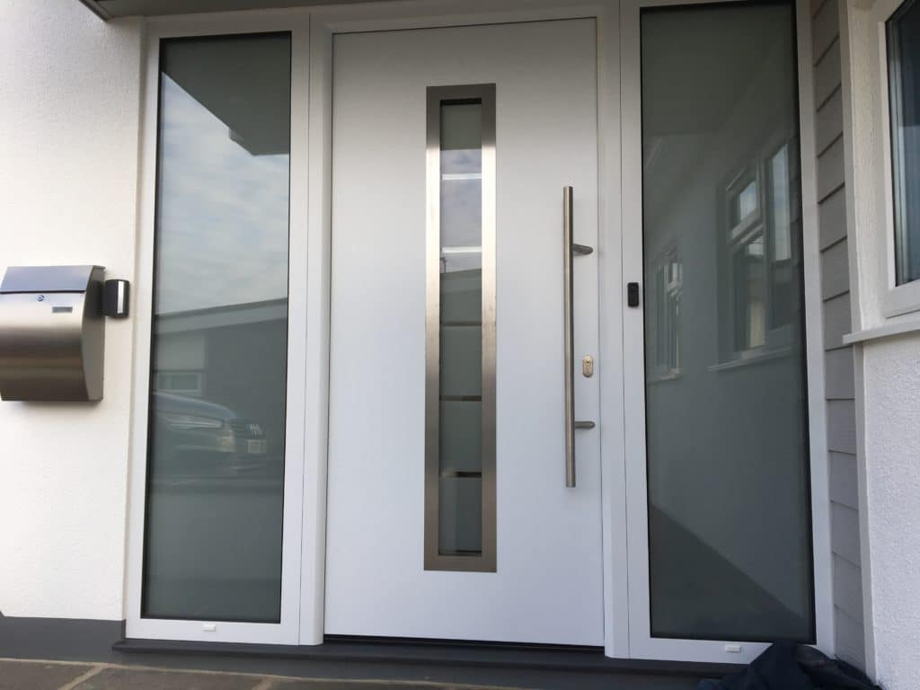 solid core composite doors