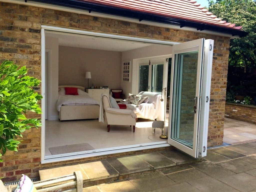 The Benefits of Bifold Doors