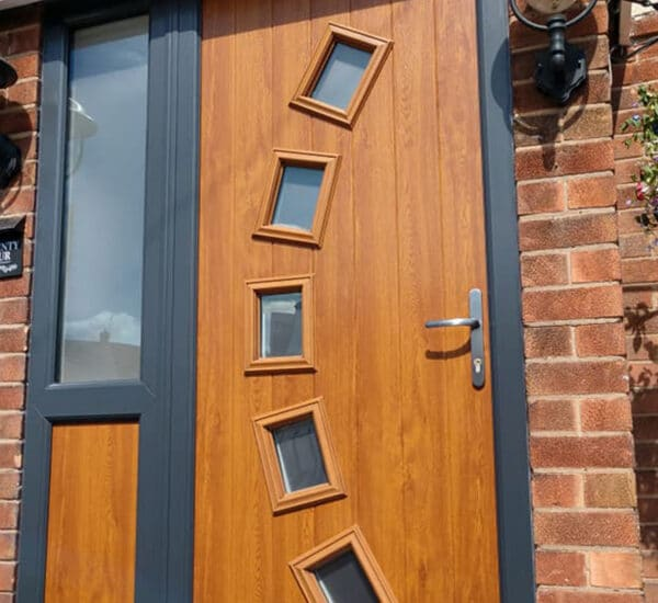 solid core composite doors supply only